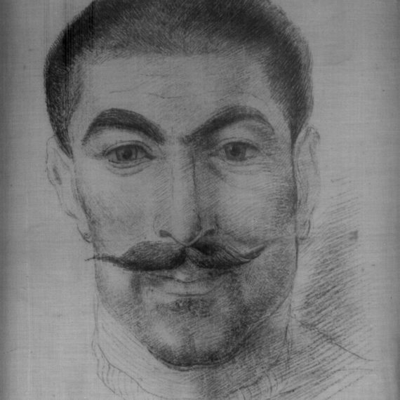 Portrait-of-Movses-Movsisyan