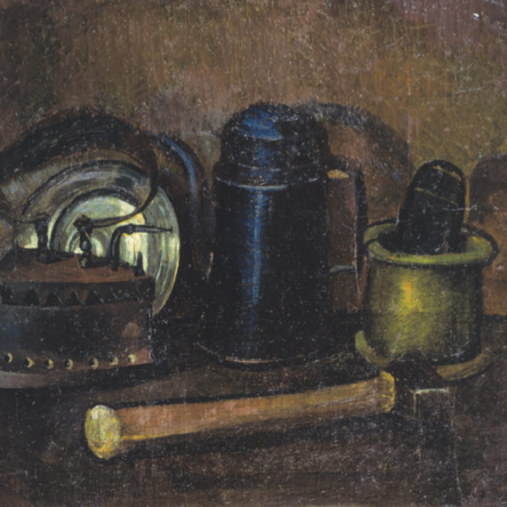 Still-life-with-an-iron